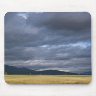 USA, California, Lassen County, Dramatic sky Mouse Pad