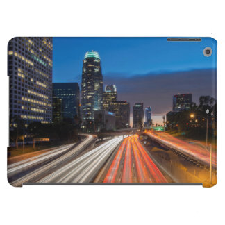 USA, California, Los Angeles, 110 Freeway 2 iPad Air Covers