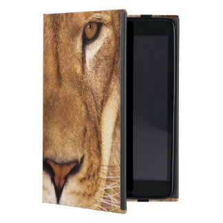 USA, California, Los Angeles County. Portrait iPad Mini Case