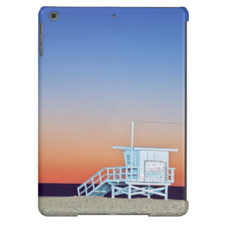 USA, California, Los Angeles, Santa Monica Beach iPad Air Case