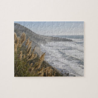USA, California, Mendocino Coast Jigsaw Puzzle