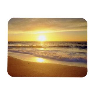 USA, California, San Diego. La Jolla Shores Vinyl Magnet