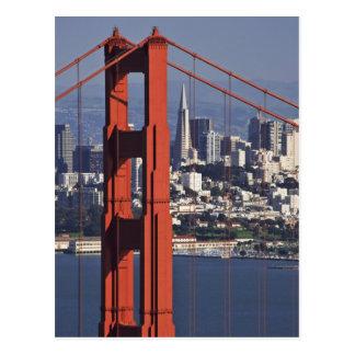 USA, California, San Francisco. Aerial view of Postcard