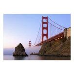 USA, California, San Francisco. Golden Gate 3 Photo Art
