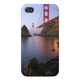 USA, California, San Francisco. Golden Gate Cases For iPhone 4