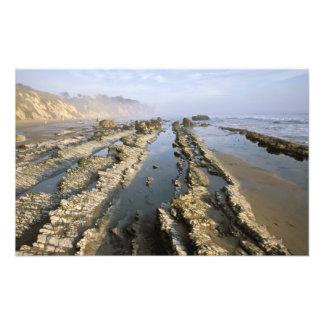 USA, California, Santa Barbara, Henry's Beach. Photographic Print