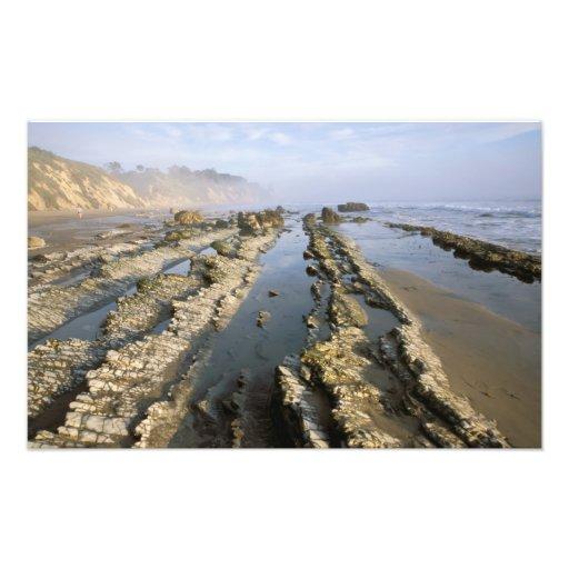 USA, California, Santa Barbara, Henry's Beach. Photo Print