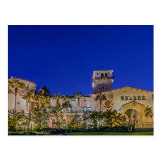 USA, California, Santa Barbara Postcard