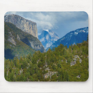 USA, California. View Of Half Dome In Yosemite Mouse Pad