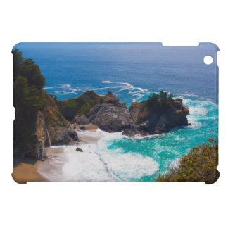 USA, California. View Of Mcway Falls iPad Mini Covers