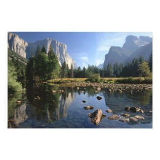 USA, California, Yosemite National Park, 4 Photo Print