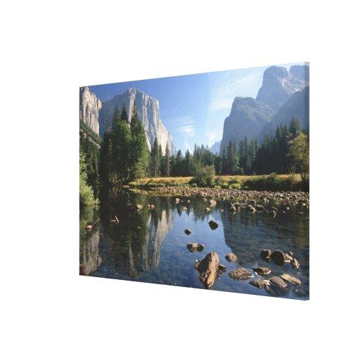 USA, California, Yosemite National Park, Canvas Print