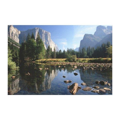 USA, California, Yosemite National Park, Canvas Prints
