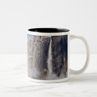 USA, California, Yosemite National Park. Two-Tone Coffee Mug