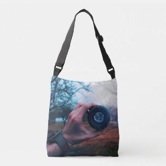 usa camera crossbody bag