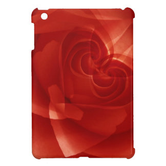 USA, Colorado, Lafayette. Red rose montage iPad Mini Cases