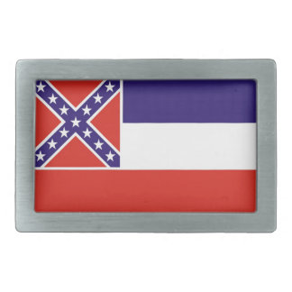 usa country state mississippi flag belt buckles