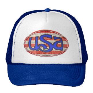 USA Custom Monogram Cap