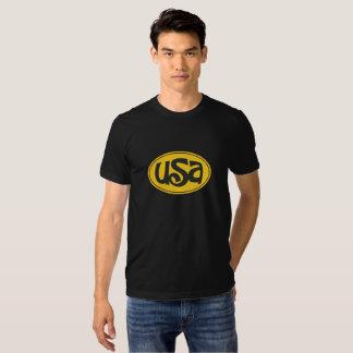 USA Custom Yellow Tees