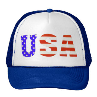 USA Customize me! Cap