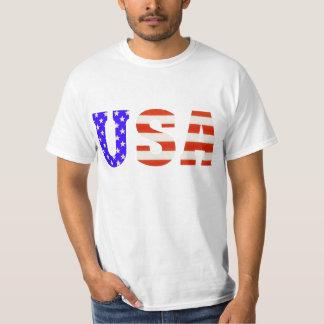 USA Customize me! T Shirts