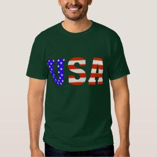 USA Customize me! Tees