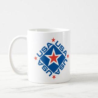 USA Diamon Mug
