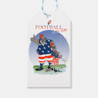 USA dream team, tony fernandes Gift Tags