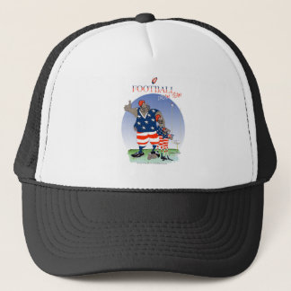 USA dream team, tony fernandes Trucker Hat