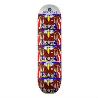 USA Eagle 20.6 Cm Skateboard Deck