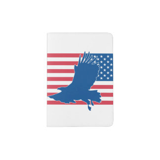 USA eagle Passport Holder