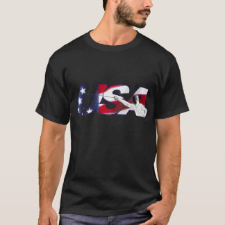 USA Fencing - Black Shirt