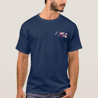 USA Fencing - Blue Shirt - Pocket Graphic