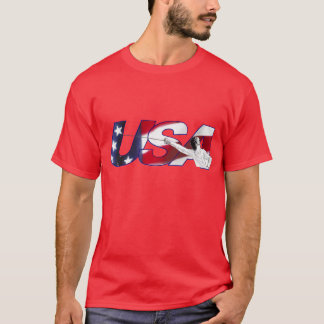 USA Fencing - Red Shirt