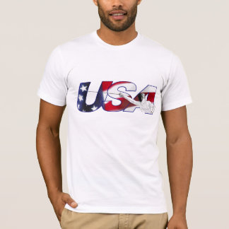 USA Fencing - White Shirt