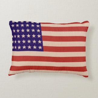 USA flag Accent Cushion