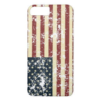 USA Flag Apple iPhone 7 case Back Cover
