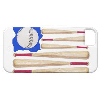 USA Flag Baseball Theme iPhone 5 Cover