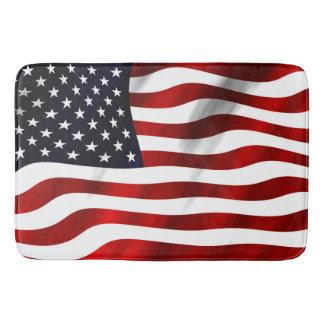 USA Flag Bath Mats