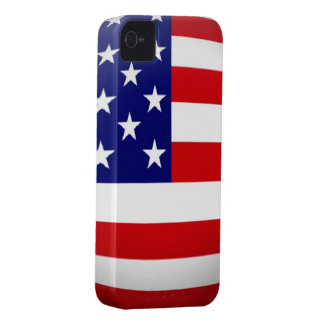 USA Flag BlackBerry Bold 9700/9780 Case iPhone 4 Cover