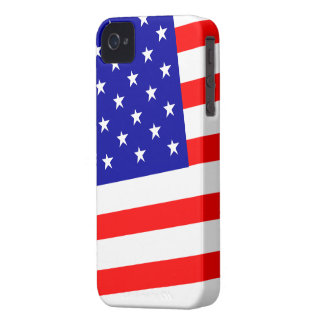 USA Flag Blackberry Bold Case