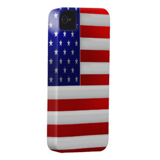 USA Flag Blackberry Bold Case-Mate Case