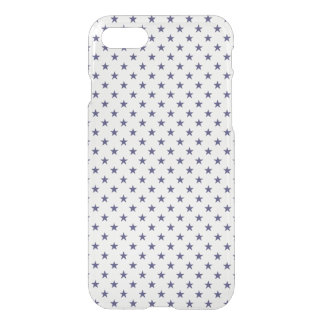 USA Flag Blue Stars on White iPhone 7 Case
