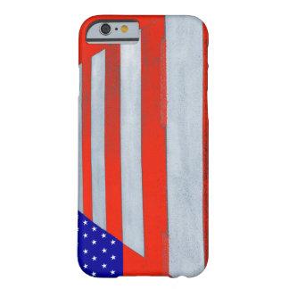 USA Flag Crosswalk iPhone 6/6s Phone Case