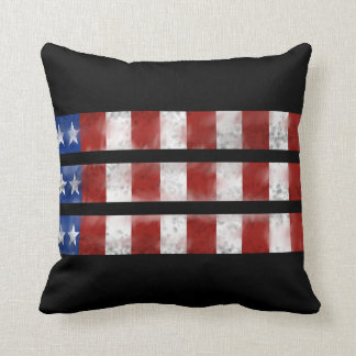USA Flag Throw Cushions