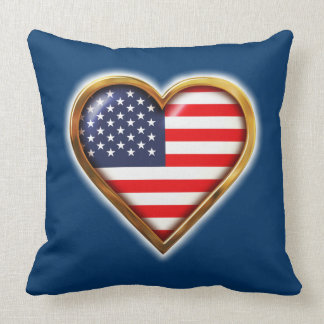 USA Flag Pillows