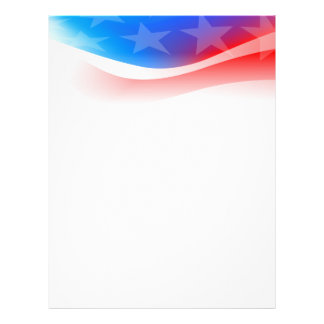 USA flag Flyer