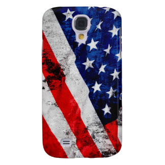 USA Flag Galaxy S4 Cases