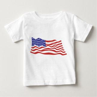 USA Flag Infant T-Shirt