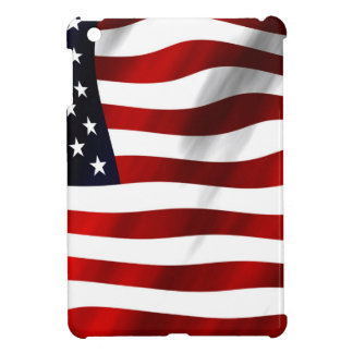 USA Flag iPad Mini Cover